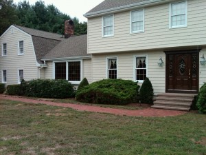 creative home improvement vinyl siding customer shelton ct after